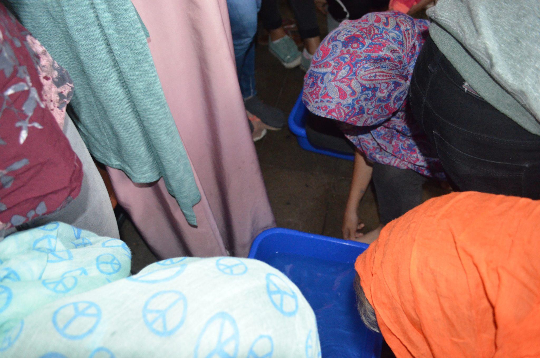 10. Tag/ Shadi und Luisa kamen zu besuch